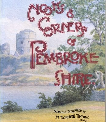 Jottings on the History of Pembrokeshire  Cosheston,Upton,Nash