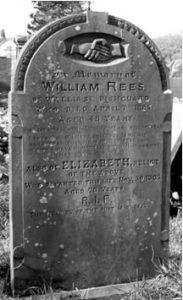 rees-headstone